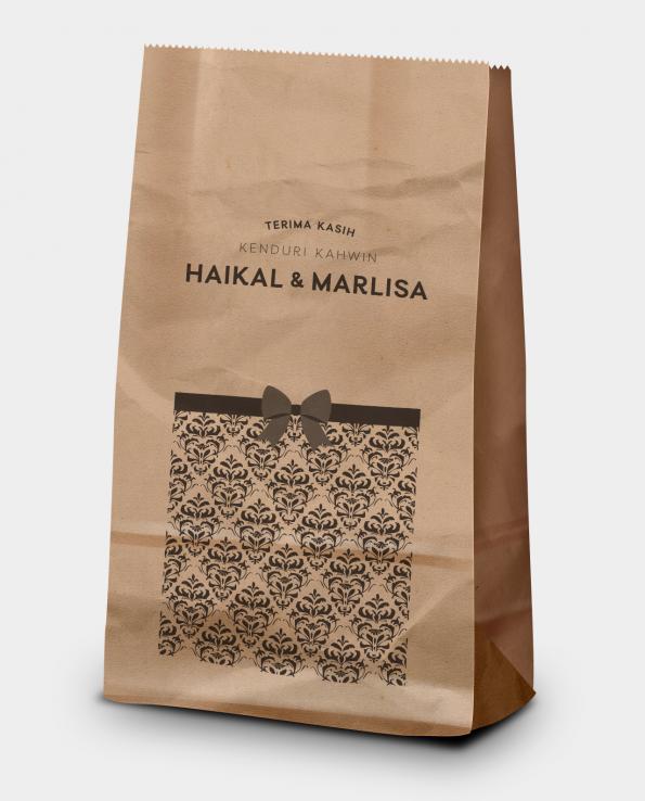 Kraft Paper Bag 4