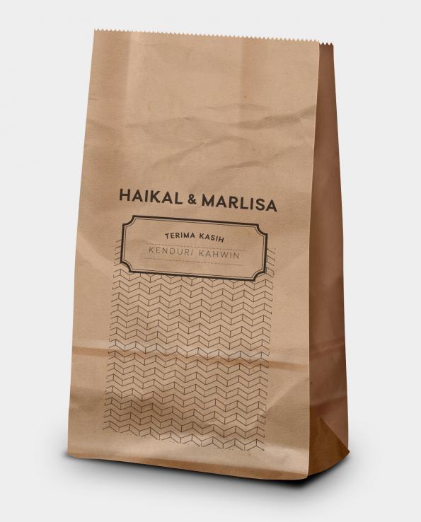 Kraft Paper Bag 2