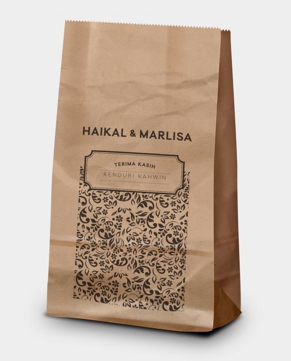 Kraft Paper Bag 1