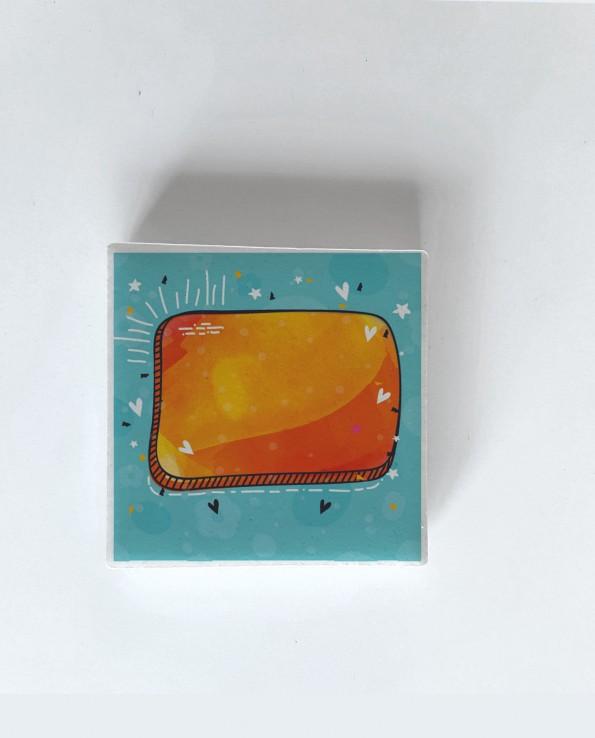 Custom Tiles Fridge Magnet